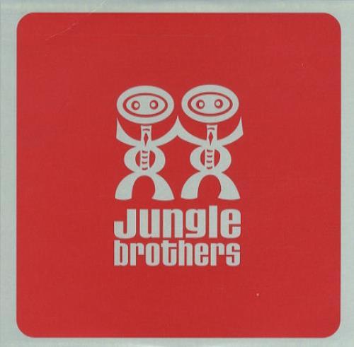 JUNGLE BROTHERS - V.I.P - CD