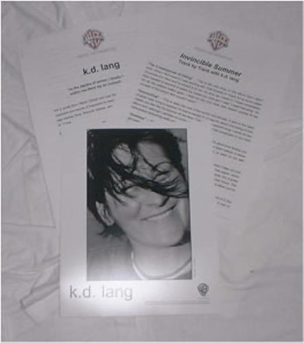 LANG, K.D. - Invincible Summer - Others