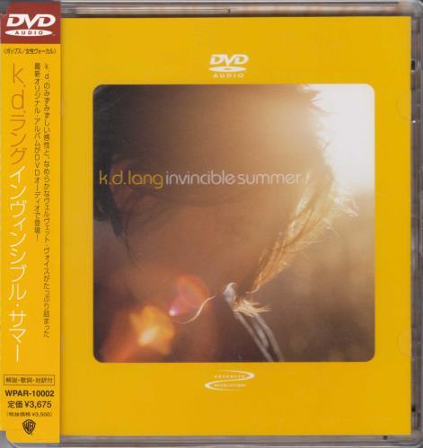 LANG, K.D. - Invincible Summer - DVD
