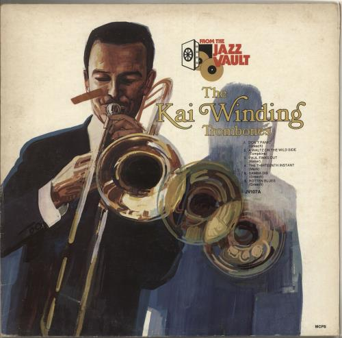 WINDING, KAI - The Kai Winding Trombones - 12 inch 33 rpm