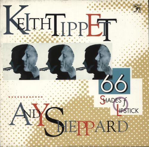 TIPPETT, KEITH - 66 Shades Of Lipstick - Maxi 33T