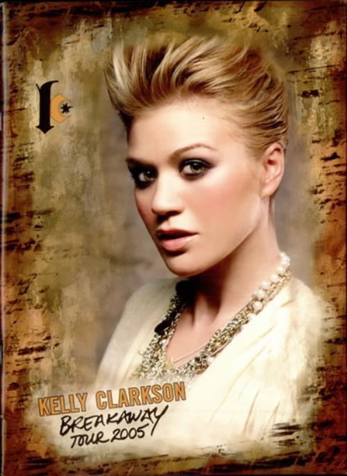 Kelly Clarkson 2005 Photoshoot