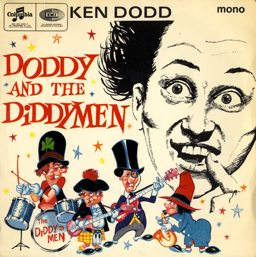 DODD, KEN - Doddy And The Diddymen EP - 45T x 1