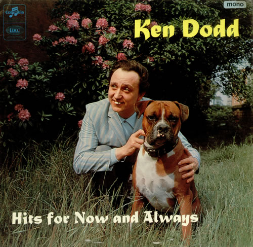 DODD, KEN - Hits For Now And Always - Maxi 33T