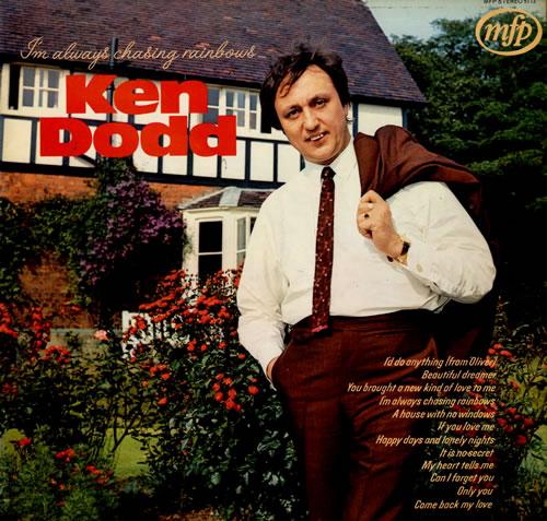 DODD, KEN - I'm Always Chasing Rainbows - 12 inch 33 rpm