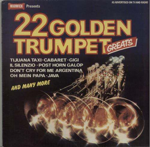 Baker, Kenny 22 Golden Trumpet Greats