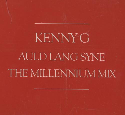 G, KENNY - Auld Lang Syne - CD