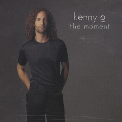 G, KENNY - The Moment - CD
