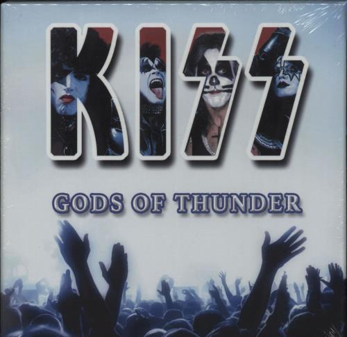 Kiss Gods Of Thunder Czech 4 Cd Set Cplcd212 Gods Of