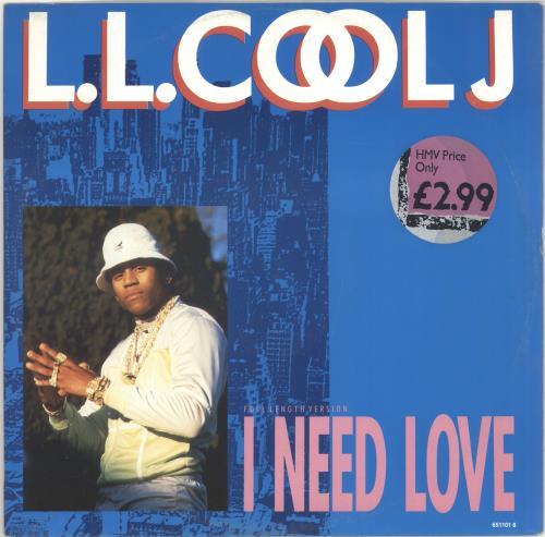 ll cool j i need love
