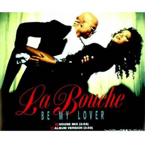 La Bouche Be My Lover Japanese Promo 5 Quot Cd Single Pdtd