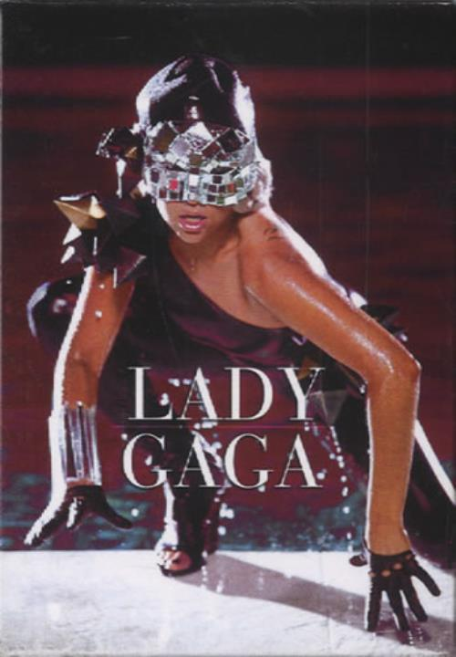 Lady Gaga Poker Face - Playing Cards Uk Promo Memorabilia -3375