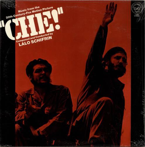 SCHIFRIN, LALO - Che! - Sealed - Maxi 33T