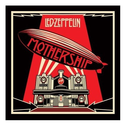 Led Zeppelin Mothership Sealed Uk Vinyl Lp Box Set