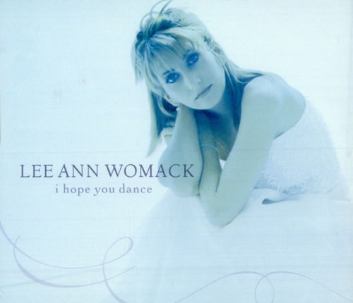 Lee Ann Womack I Hope You Dance Uk Promo 5 Quot Cd Single