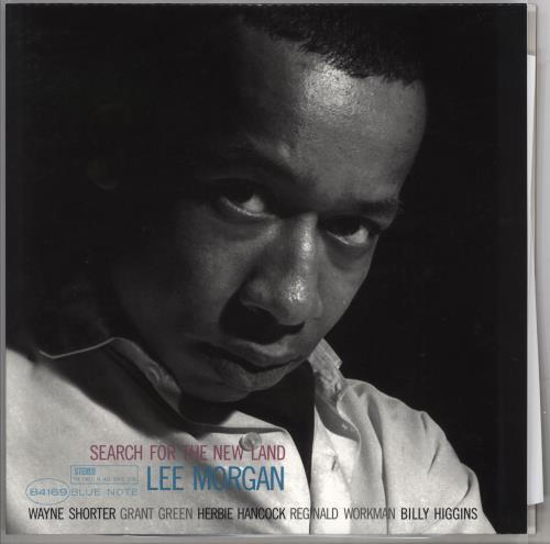MORGAN, LEE - Search For The New Land - 45RPM 180 Gram - Maxi 33T