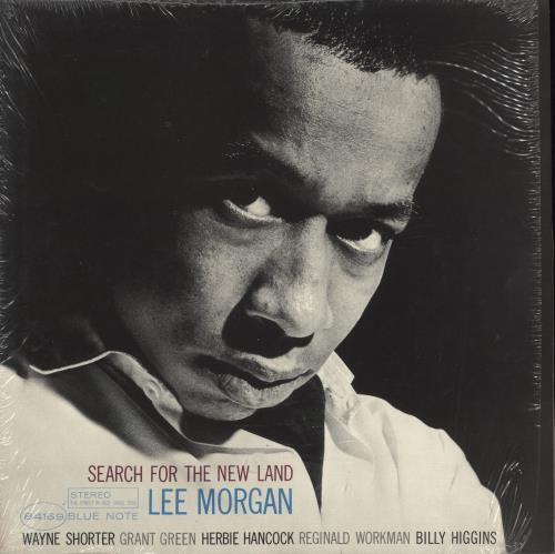 MORGAN, LEE - Search For The New Land - 12 inch 33 rpm