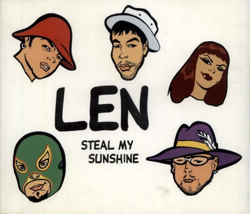 LEN - Steal My Sunshine - CD2 - CD