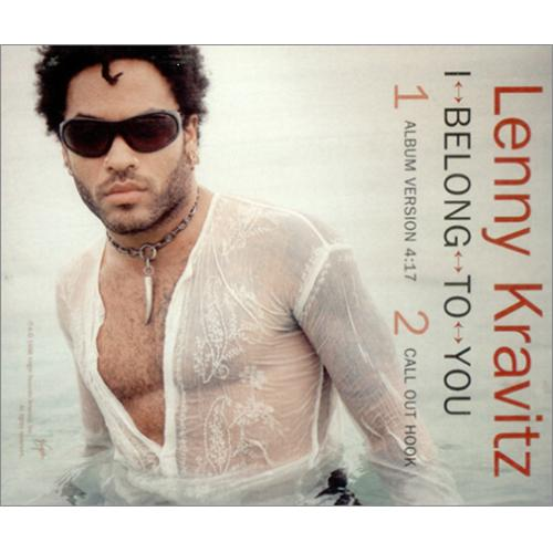 lenny kravitz i belong to you