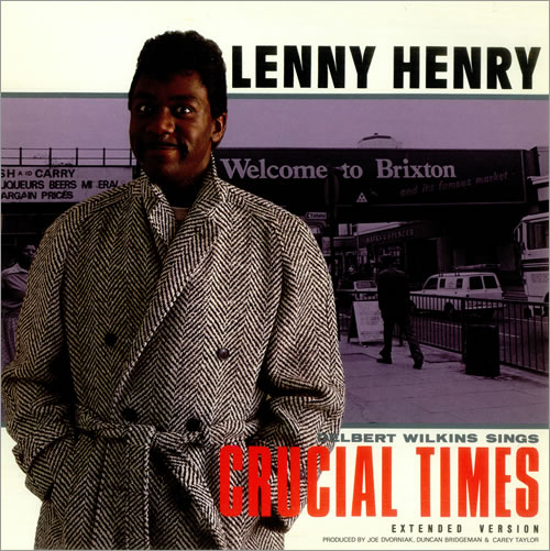 HENRY, LENNY - Crucial Times - 12 inch 33 rpm