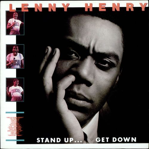 HENRY, LENNY - Stand Up... Get Down - 12 inch 33 rpm