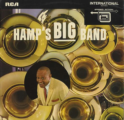 HAMPTON, LIONEL - Hamp's Big Band - 12 inch 33 rpm