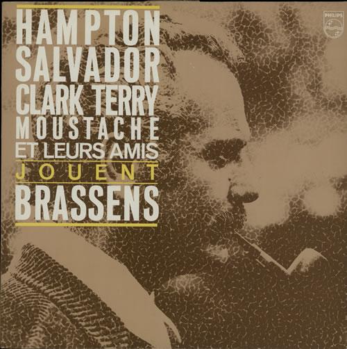 HAMPTON, LIONEL - Jouent Brassens - 12 inch 33 rpm