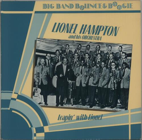 HAMPTON, LIONEL - Leapin' With Lionel - Maxi 33T