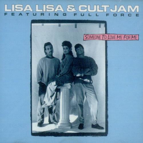 LISA LISA & CULT JAM - Someone To Love Me For Me - CD