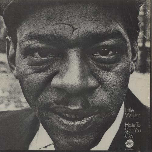 Little Walter Hate To See You Go Usa Vinyl Lp Record Ch