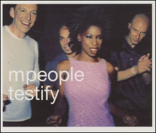 M People - Testify The Remixes