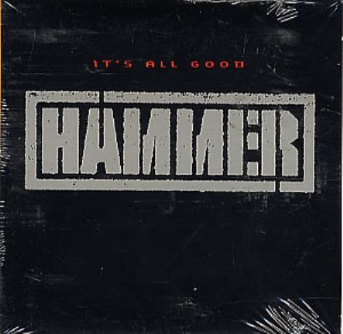 MC HAMMER - It's All Good - CD