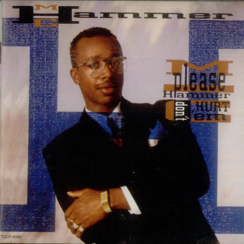 MC HAMMER - Please Hammer Don't Hurt 'Em - CD
