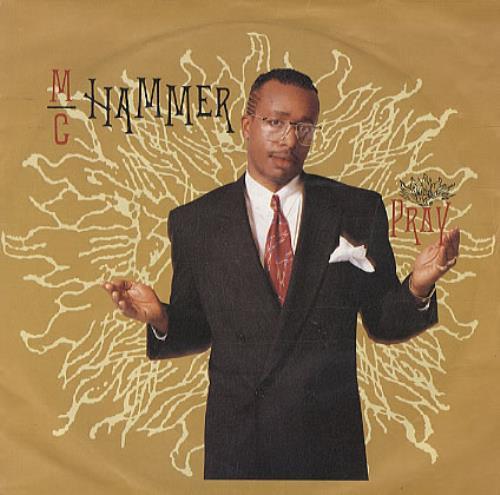MC HAMMER - Pray - 7inch x 1