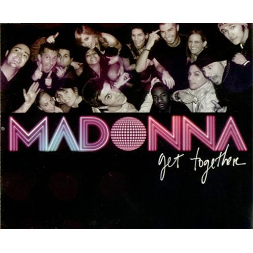 get together madonna cdシングル 売り手 avefenixrecords