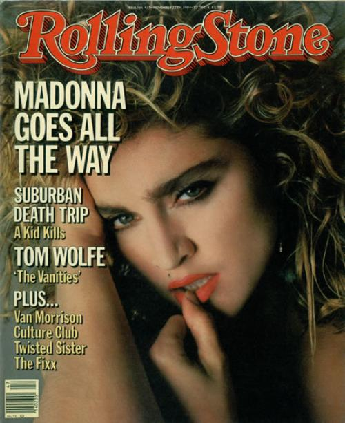 1984 Quotes With Page Numbers: Nov 22 1984 USA Magazine NOVEMBER