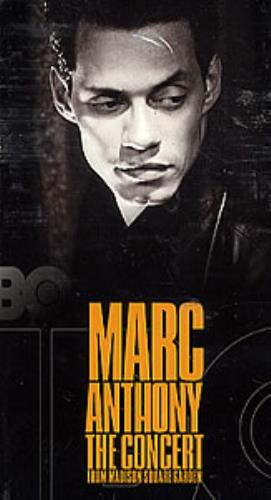 Marc Anthony The Concert From Madison Square Garden Usa Promo Videos Promo Video The Concert