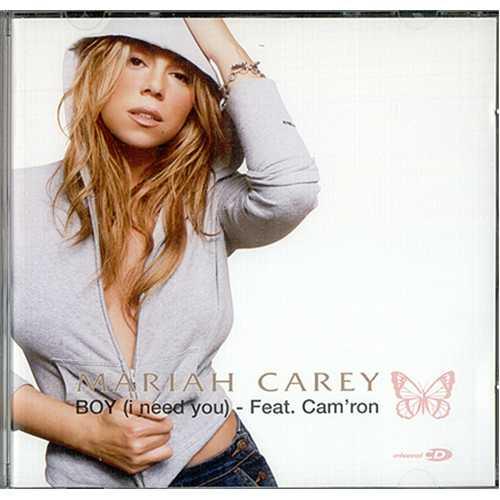 Mariah Carey Boy [I Need You] UK 5