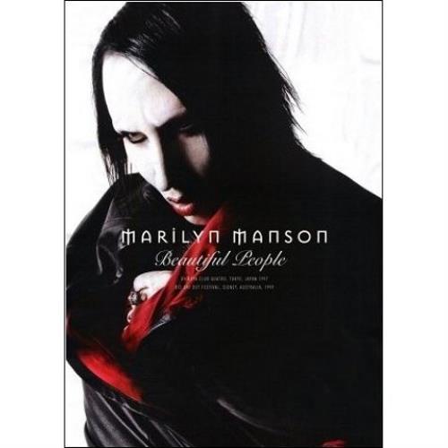 Marilyn Manson Beautiful People Uk Digital Versatile Disc