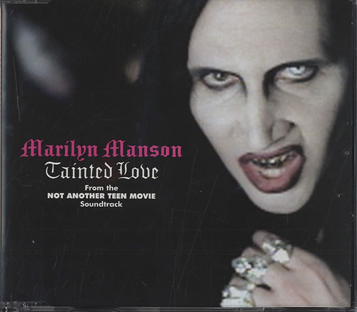 a comparison of gabrages cd cover and marylin mansons painting A page for describing trivia: garbage follow tv tropes shirley and marilyn manson teamed up to record a cover of the human league's don't you want me.