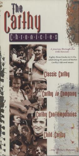 CARTHY, MARTIN - The Carthy Chronicles - Others