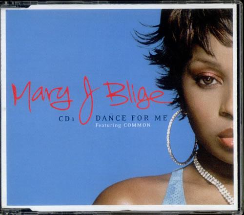 Blige, Mary J Dance For Me - CD1