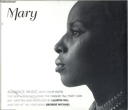 Blige, Mary J Mary