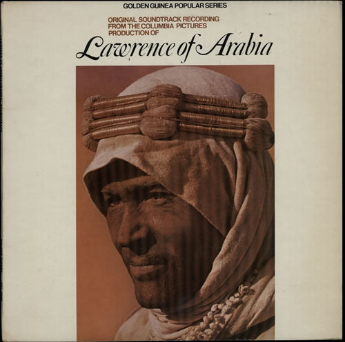 JARRE, MAURICE - Lawrence Of Arabia - 12 inch 33 rpm