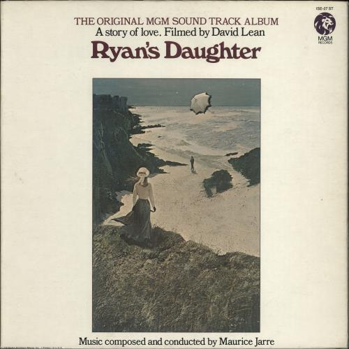 JARRE, MAURICE - Ryan's Daughter - Maxi 33T