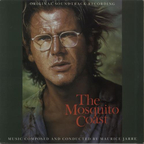 JARRE, MAURICE - The Mosquito Coast - Maxi 33T