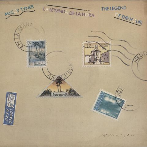 TYNER, MCCOY - La Leyenda De La Hora (The Legend Of The Hour) - Maxi 33T