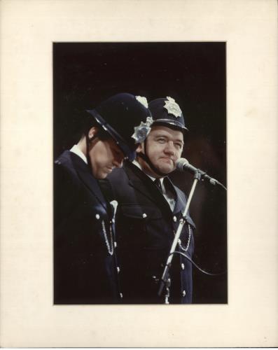 SMITH, MEL - Live Aid Photograph - Autres