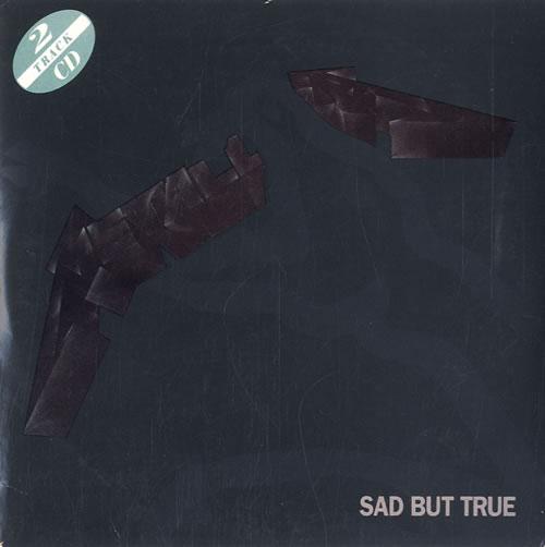 Metallica Sad But True French 5 Quot Cd Single 864942 2 Sad