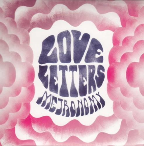 Metronomy Love Letters - Autographed
